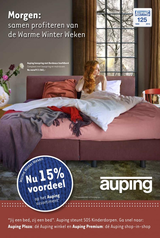 Auping_huis_aan_huis_folder