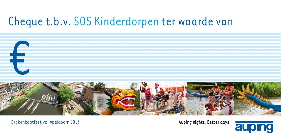 Auping_SOS_kinderdorpen_Cheque