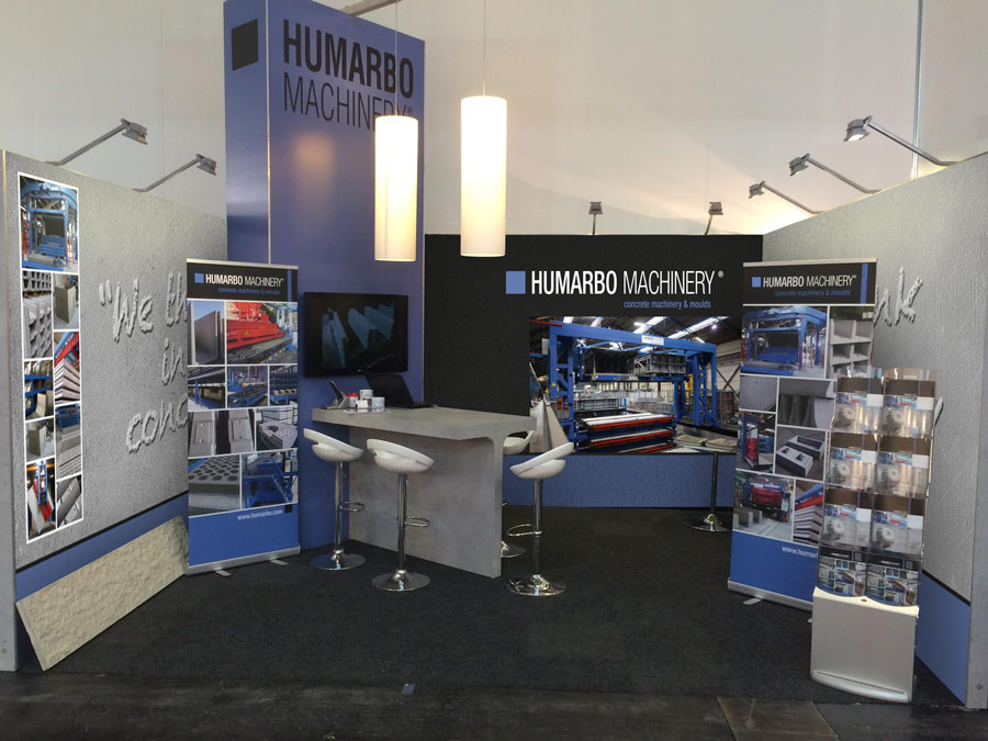 Humarbo_Stand