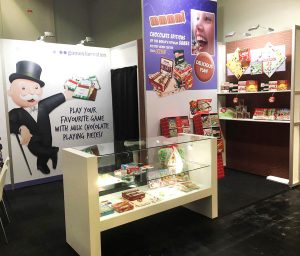 stand beurs POS materiaal