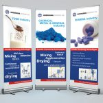 roll up banner POS
